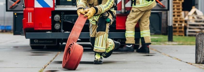 Tuyaux d'incendie