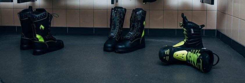 Bottes et chaussures de travail