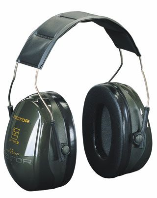 Eyewear and hearing protection