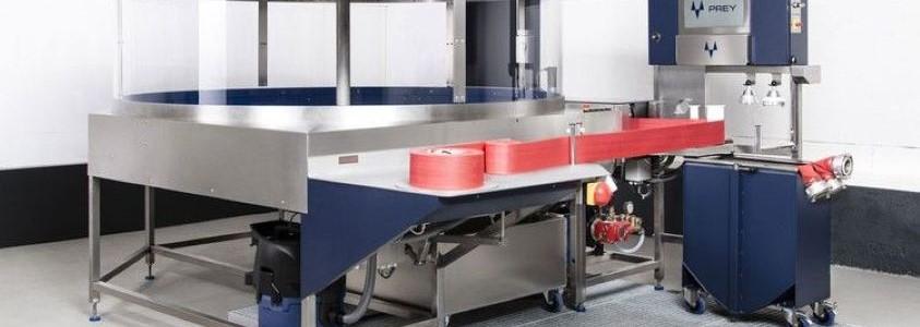 Hose maintenance machines and test equipment