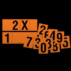 ADR Nummerset in box