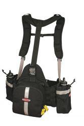 True North firefighter backpack Spyder Gear zwart