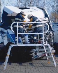 R.A. Rescue platform