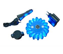 Combi flare rechargeable blue