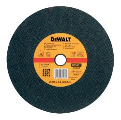 Cutting disc for rock 230 mm