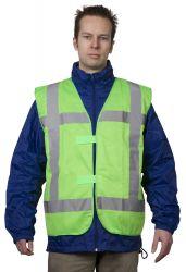 Traffic Vest green RWS