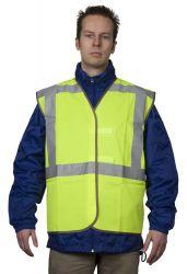 Traffic Vest Yellow