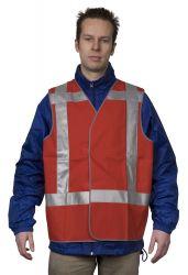 Traffic Vest Red