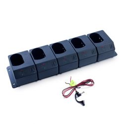 5 compartments charger 12V ADALIT L2000
