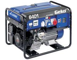Geko Generator 6401 Elec