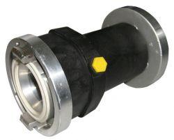 Non-return valve+ coupling Chiemsee