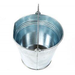 Bucket  Galvanized 12L