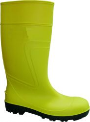 Chemicals boots yellow size 40