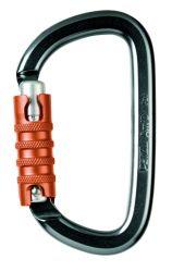 Carabiner hook locking