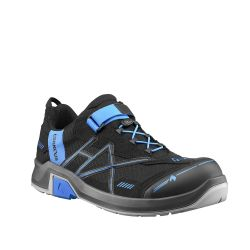 Haix Connexis Safety T S1 Low Black/Blue