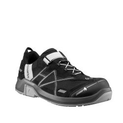 Haix Connexis Safety T S1 Low Black/Silver
