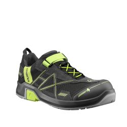Haix Connexis Safety T Ws S1 Low Grey/Citrus