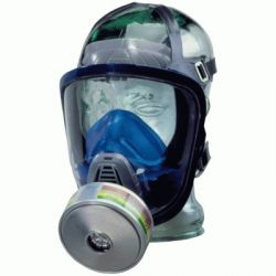 MSA Advantage 3100 volgelaatsmasker single