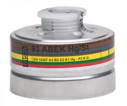 MSA Combifilter ABEK-Hg-P3
