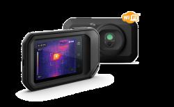 Flir C3-X compacte warmtebeeldcamera met wifi