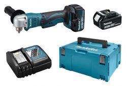 Makita DDA350 18V Angle Drill with Batteries and Rapid Charger