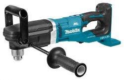 Makita 2x18 V Angle Drill with Batteries and Charger