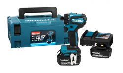 Makita DDF083 18V Drill/Screw machine with batteries and charger