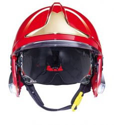 MSA Gallet F1 XF helm