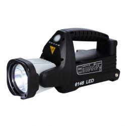 Stahl Atex lamp 6148 inclusief 230v lader