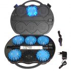 Combi flare 6 box Bleu